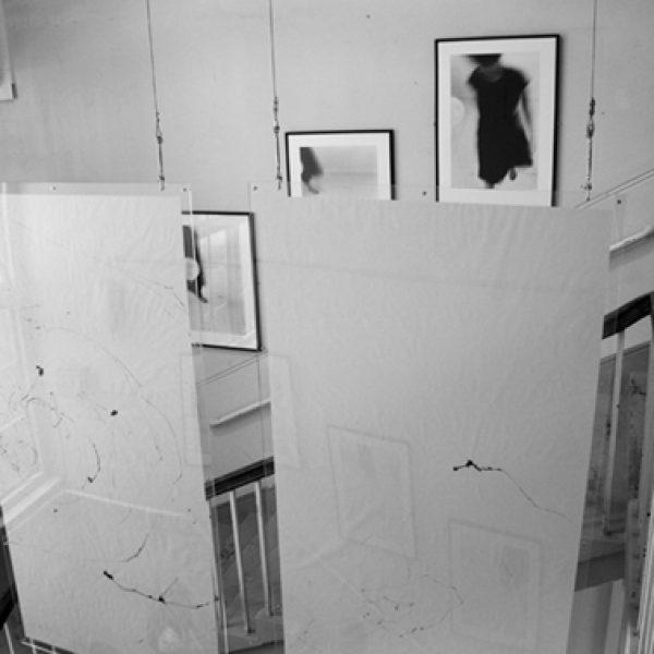 MA Theory and Practice of Transnational Art, 2008. Faculdade de Artes Camberwell , Londres, Inglaterra. Curadoria de Michael Asbury