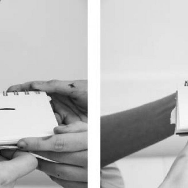 Série Diálogo (Sopro), 2008. Ampliação fotográfica em papel de fibra. 39,5 × 58,5 cm cada. Díptico.