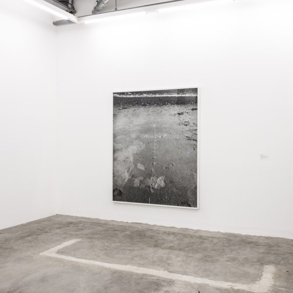Exhibition 'Indelével', 2016. Clube Jacaranda, Vila Aymoré, Rio de Janeiro. Curated by Vicente de Mello.