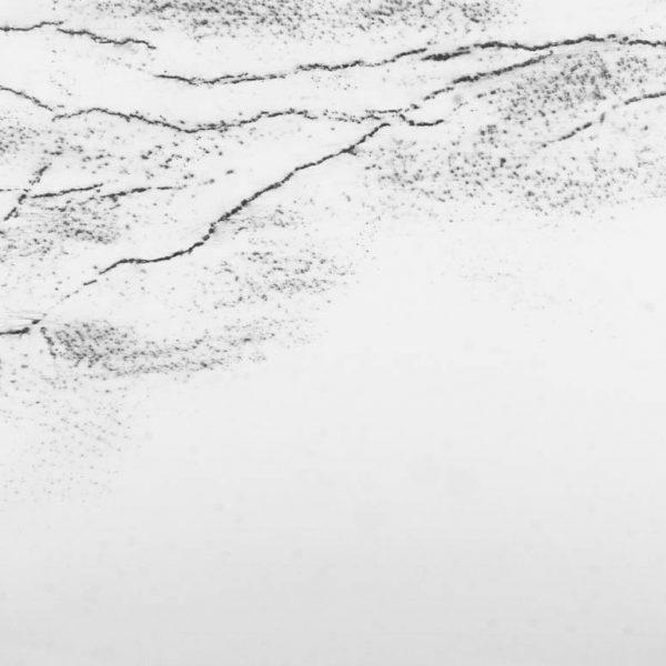 Sem Título (Rachadura), 2009. Grafite sobre papel. 50 × 65 cm cada