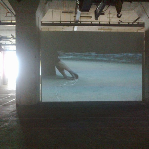 Exhibition 'Everydayness', 2014. Wyspa Institute of Art, Gdansk, Poland. Curated by Beatrice Josse and Aneta Szyłak