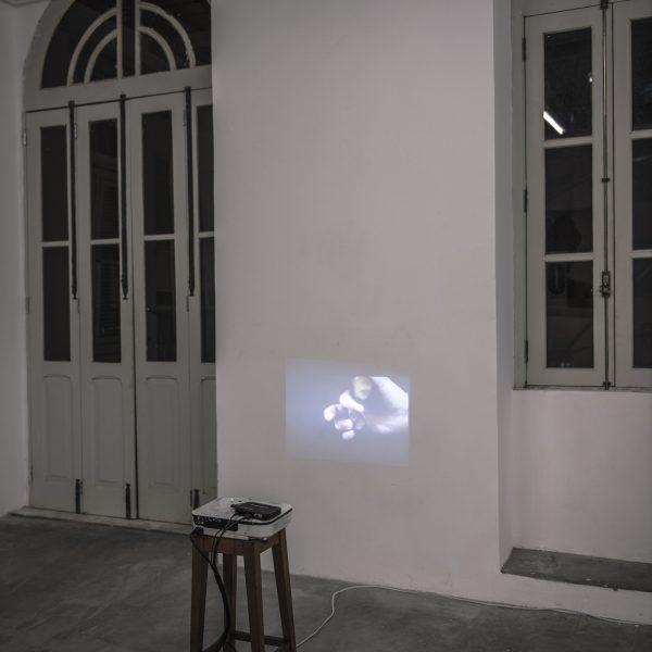 Exhibition 'Indelével', 2016. Jacaranda, Rio de Janeiro. Curated by Vicente de Mello.