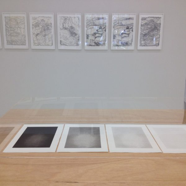 Exhibition 'Atributos do Silêncio', 2015. Bergamin & Gominde Gallery, São Paulo. Curated by Felipe Scovino.
