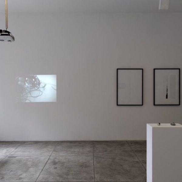 Exhibition 'Situação de água', 2014. Marilia Razuk Gallery, São Paulo. Curated by Luisa Duarte.