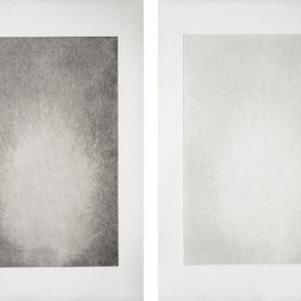 Blow, 2013. Aquatint, 39 x 27 each.