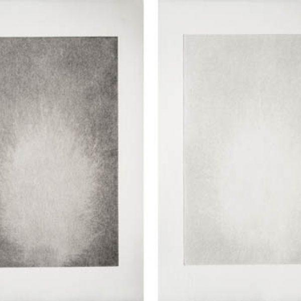 Sopro, 2013. Agua tinta, 39 x 27 cada.