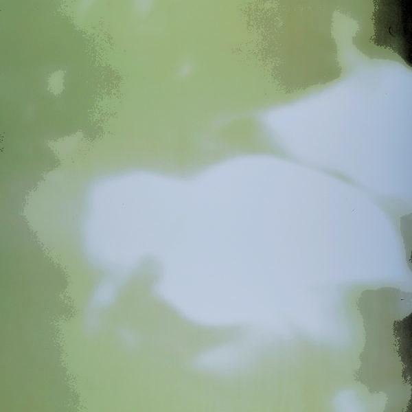 Sobrecéu, 2018. Fotograma de alumínio, 92 x 68,5 cm